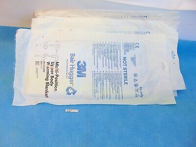 Lot Of 6 3M Bair Hugger Multi-PositionUpper Body Warming Blanket 62200 NEW S4188