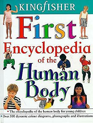 First Encyclopedia of the Human Body, Walker, Richard, Used; Good Book