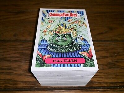 2019 Garbage Pail Kids Revenge Of Oh The Horror-Ible Complete Base Set 200 Nm