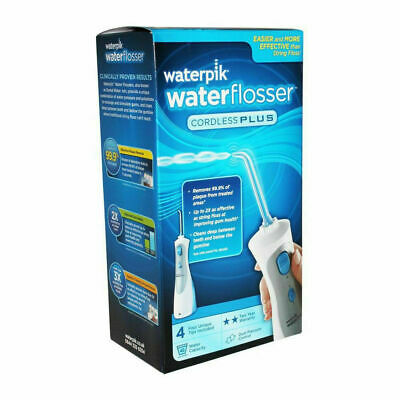 BRAND NEW SEALED Waterpik WP450 Ultra Cordless Plus Dental Teeth flosser Water