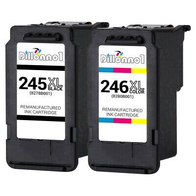PG-245XL CL-246XL Ink Cartirdge for Canon PIXMA TS3122 MX490 MX492 MG3022 MG2520