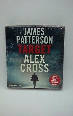 Alex Cross AudioBook Target New
