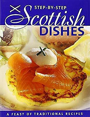 Scottish Dishes (Step By Step), , Used; Good Book