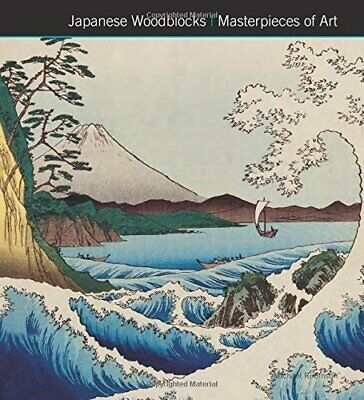 Japanese Woodblocks Masterpieces of Art (Masterpieces in ... by Michael Robinson