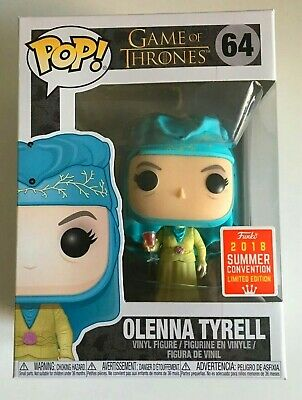 Funko Pop Olenna Tyrell Game Of Thrones Action Figure Toys 10cm Doll 64#