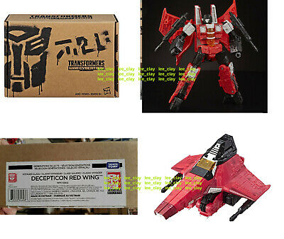 Transformers SIEGE War for Cybertron Voyager Class Selects Red Wing NEW TETRAJET