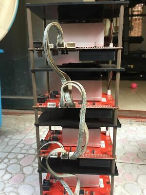 X11 Baikal Miner Antminer Mini 150M Connection Cable 5pin*2 Data Cable