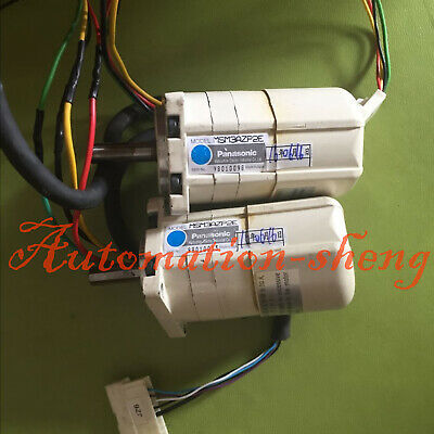 1Pc Used Panasonic servo motor MSM021A4E Tested Good