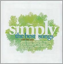 Simply the Best Songs - 2 CD von Simply the Best Songs | CD | Zustand gut