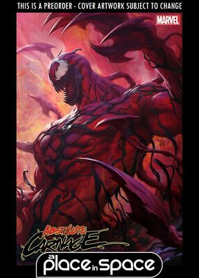 (Wk32) Absolute Carnage #1E - Artgerm Variant - Preorder 7Th Aug