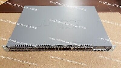 JUNIPER NETWORKS EX3300-48P 750-034250 48 Port Gigabit