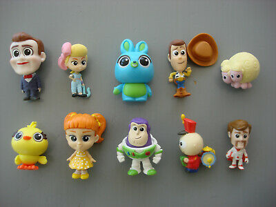 TOY STORY 4 MINIS - Series 1 - CHOOSE YOUR FIGURES! - No Packaging
