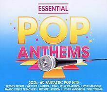 Essential Pop Anthems:  Classic 80s,90s and Curre von Various | CD | Zustand gut