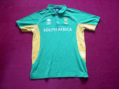 VBM South Africa Champions Trophy 2017 Cricket Shirt/top/jersey/adult large