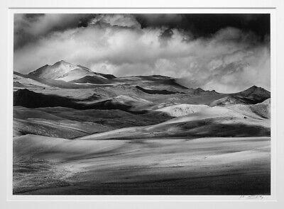 John Wimberley 1991 Campito Mountain 11X14 Photograph - One Of My Last Ones!!