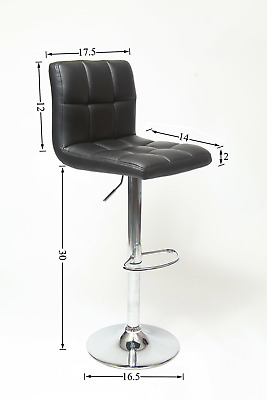 Amazing Roundhill Furniture Swivel Black Bonded Leather Adjustable Bralicious Painted Fabric Chair Ideas Braliciousco