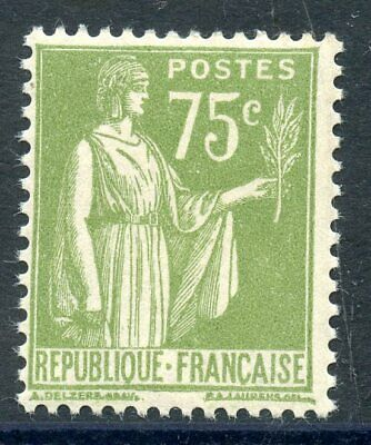 Stamp / Timbre France Neuf N° 284A ** Type Paix