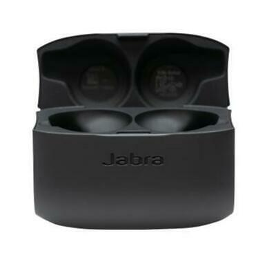 Jabra Elite Active 65t Replacement Charging Case & USB Cable, Black, NO EARBUDS