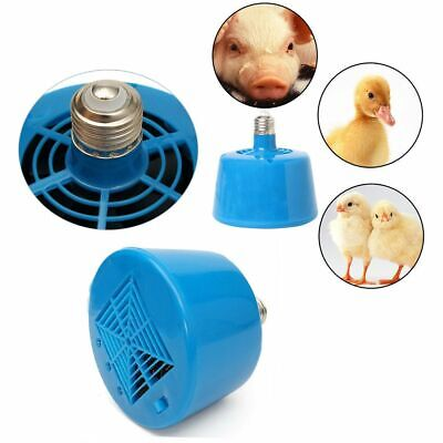 Warm Light Brooder Chicken Livestock Warm LED Hatching Bulb Poultry Heat Lamp