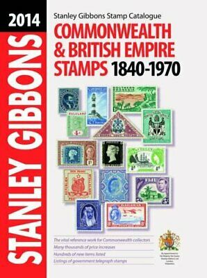 Stanley Gibbons Stamp Catalogue 2014: Commonwealth & Empire Stamps 1840-1970,St