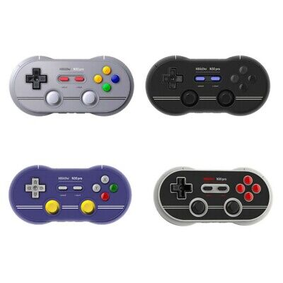 8Bitdo N30 Pro 2 Wireless Bluetooth Controller Gamepad with Joystick 4 Colors