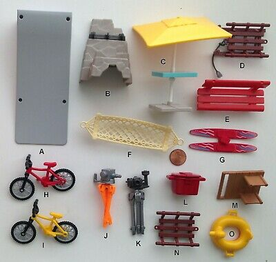 PLAYMOBIL Western Fort//Pick /& Choose $0.99-$3.95//Combined Shipping Available