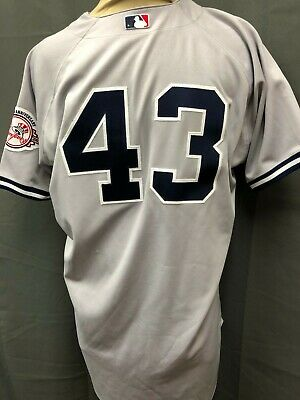 official photos c798b bc893 91 NY YANKEES Game Used 2013 Spring Training Jersey Steiner ...