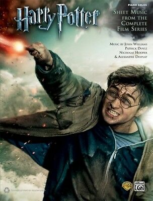 Alfred Harry Potter for Piano Solos - Complete Film Series