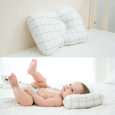 Soft Anti Roll Baby Pillow Toddler Cushion Neck Protection Bedding Products