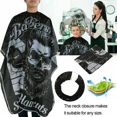 Barber Gown Cloth Hair Cutting Cape Large Salon Hairdressing Hairdresser Styling