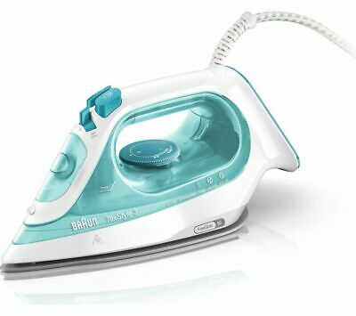 Braun SI3041GR TexStyle 3 2370W 0.27L Compact Lightweight Steam Iron Station