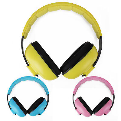 BABY Childs Ear Defenders Earmuffs Protection 0-24months Boys Girls Care