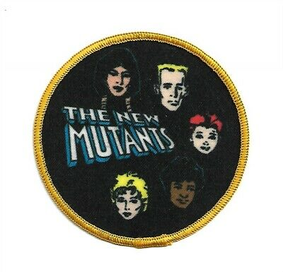 Vintage The New Mutants 1985 Marvel Comics Patch New & Unused