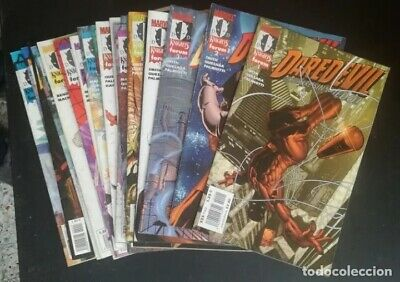 Comic Daredevil Knights, Marvel Knights - Forum, Panini: Lote de 32 numeros