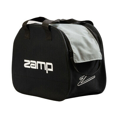 ZAMP HB002003 Helmet Bag Black/Gray Z-Sports IMCA USRA WoO