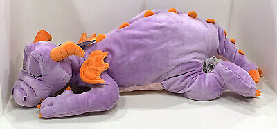 Walt Disney World Epcot Dream Friends Sleeping Baby Figment 18 inch Plush Doll