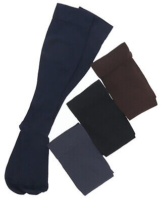Legacy Sheer Graduated Compression Sock 3Pc Nude Smokey Black 0 NEW A277230
