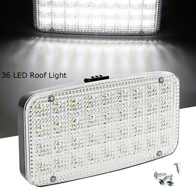 New Vehicle Lamp Truck  36 LED Roof Dome Car Interior Ceiling Light DC 12V