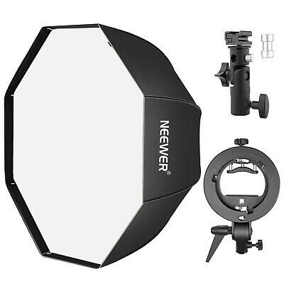 "Neewer Photo Studio 32"" Octagonal Softbox Speedlight Flash Softbox"