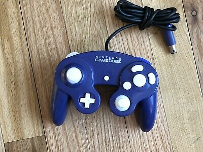 CUSTOM NINTENDO GAMECUBE (White Buttons) Official OEM Controller - FREE  SHIPPING