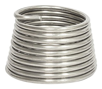 Jack Richeson JACK-400360 Armature Wire 1/4 Inch .25 10', 10Ft, Silver