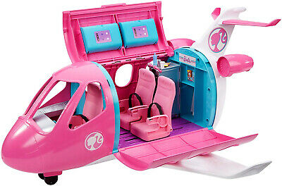 Barbie Dreamplane Playset Kid Toy Gift
