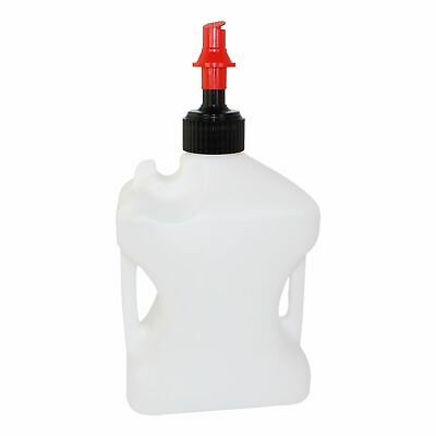 Quick Fill Fuel Delivery Jug 20 Litre Petrol Can Motorcycle Off-Road Enduro