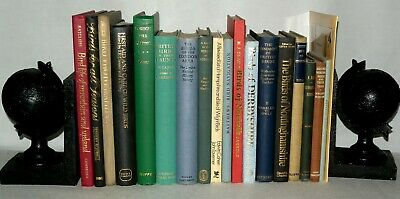 18 Bird Interest Books - Hardback Books, Various Titles/Dates/Publishers (629ST)