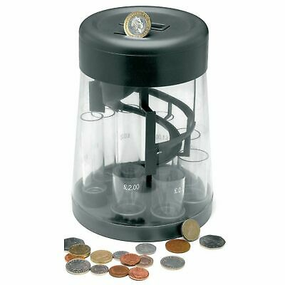 Digital Coin Counter Sorter Money Change Counting Machine Lcd Display