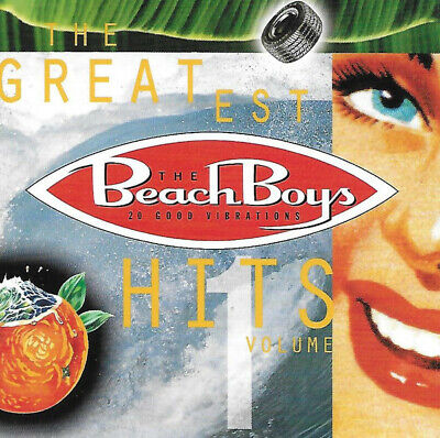 (CD) The Beach Boys - The Greatest Hits: Volume 1 Good Vibrations [1999 Capitol]