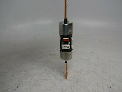 Bussmann Fusetron FRS-R-80 Fuse Dual Element Time Delay Class RK5 FRSR80