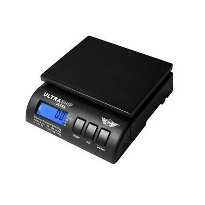 Scale Electronic 25kg to 2gr UltraShip-55 Black Scales Package Letter Food