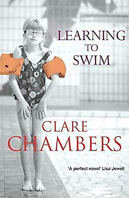 Learning To Swim, Chambers, Clare, Used; Good Book