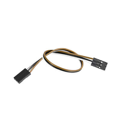 Jumper Wires 3-Pin Female to Female 20cm Ribbon Cables for Breadboard Arduino